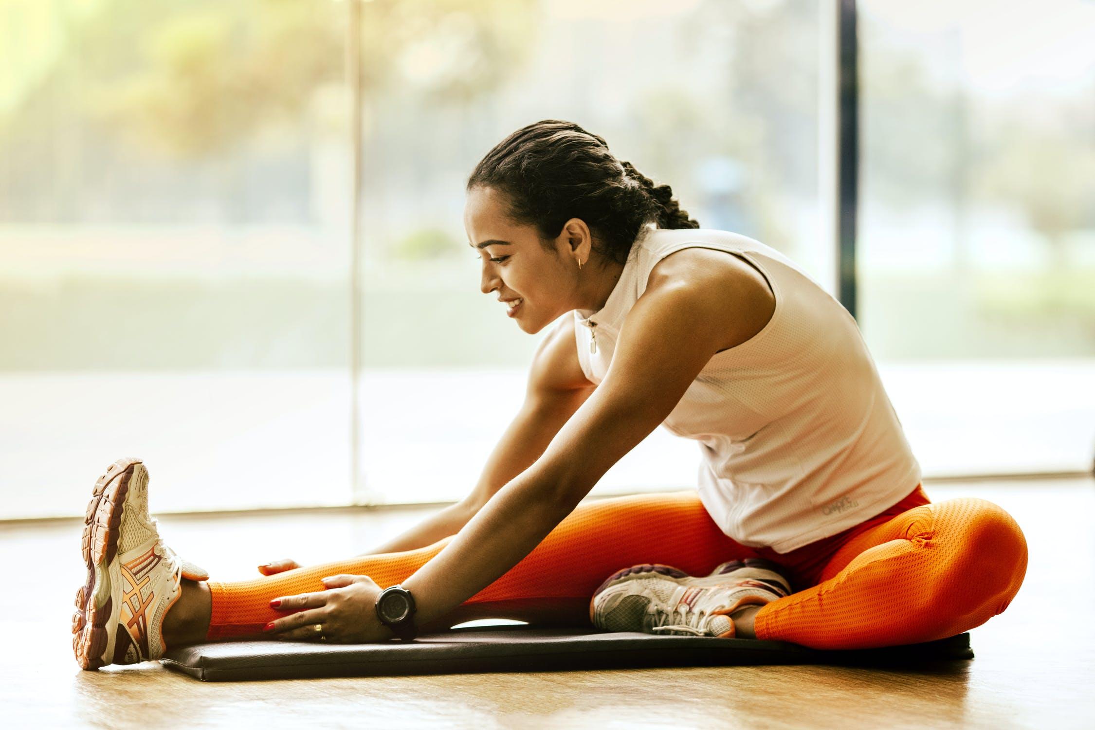 6 ασκήσεις για να γυμναστείτε στο σπίτι!